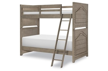 KIT-MCKINNEY TWIN OVER TWIN BUNK BED