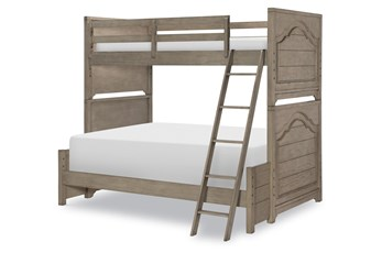 Mckinney Twin Over Full Bunk Bed