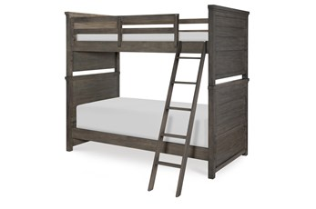Bridgeport Youth Twin Over Twin Bunk Bed