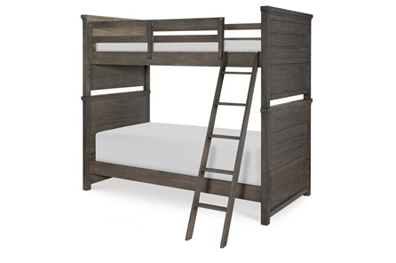 KIT-BRIDGEPORT YOUTH TWIN OVER TWIN BUNK BED - Main