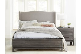 Aberdeen California King Upholstered Bed