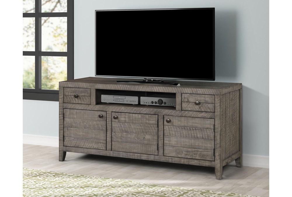 "Peoria Greystone 63"" Tv Stand"