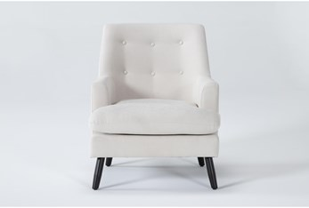 Callisto Neutral Accent Chair
