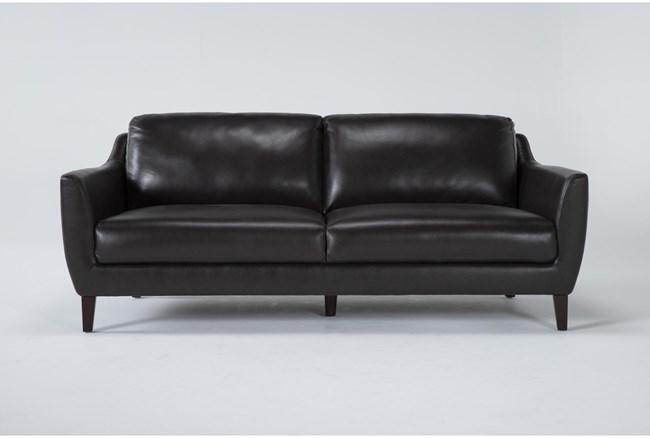 Gigi III Brown Sofa - 360