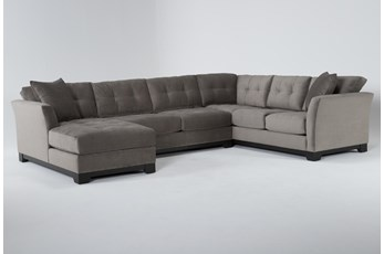Eireen 3 Piece Sectional With Left Arm Facing Chaise