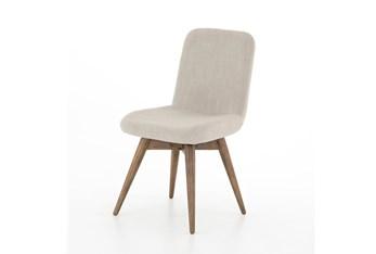 Mid Century Swivel Base Desk Chair