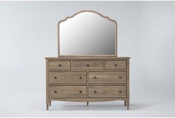 Deliah Dresser/Mirror