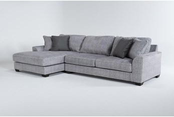 """Elias 127"""" 2 Piece Sectional With Left Arm Facing Chaise"""