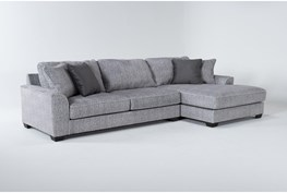 Elias 2 Piece Sectional With Right Arm Facing Chaise