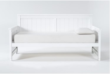 Mateo White Twin Daybed