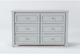 Mateo Grey 6 Drawer Dresser