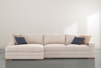 Everett 2 Piece Sectional With Left Arm Facing Chaise