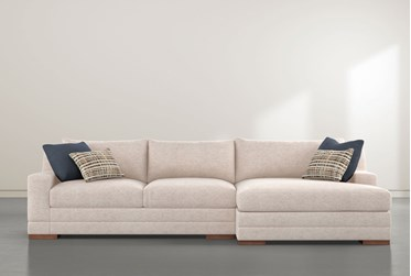 Everett 2Pc Sectional With Right Arm Facing Chaise