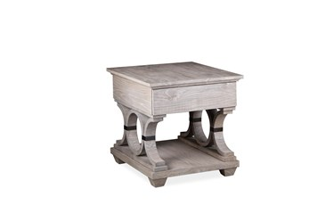 Cressley Rectangular End Table