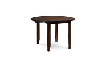 Branton Round Drop Leaf Dining Table