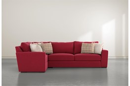 Delano Scarlett 2 Piece Sectional With Right Arm Facing Sofa