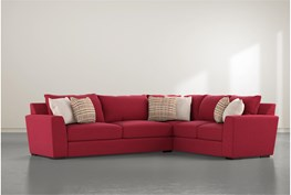 Delano Scarlett 2 Piece Sectional With Left Arm Facing Sofa