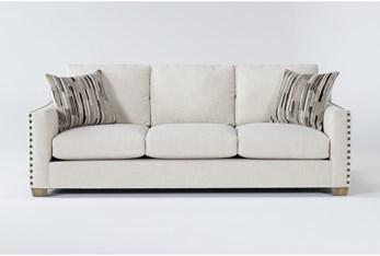 Modena 87' Nailhead Sofa