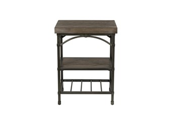 Lawerence Chairside Table