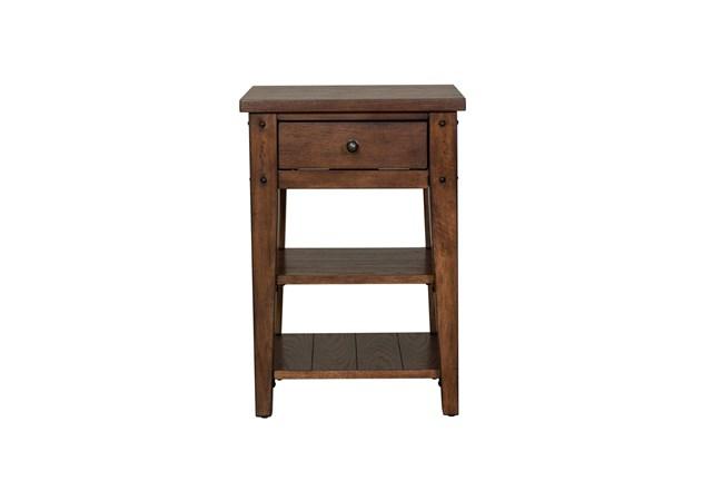 Cedar Rapids Chairside Table - 360