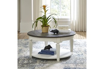 Mansfield Round Coffee Table