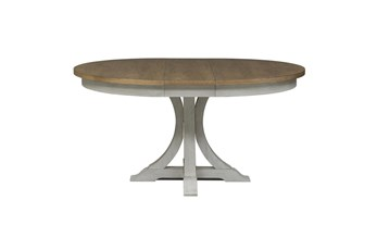 Duxbury Round Extension Dining Table
