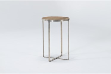 Magnolia Home Hammond Tall End Table By Joanna Gaines
