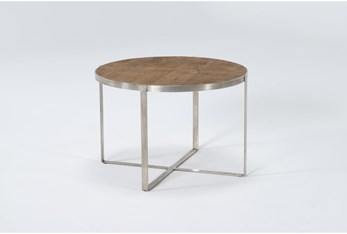 Magnolia Home Hammond Short End Table By Joanna Gaines
