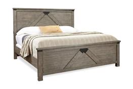 Tuck Queen Panel Bed