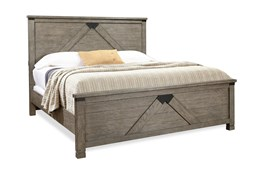 Tuck Eastern King Panel Bed