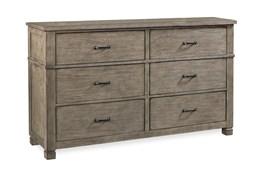 Tuck 6 Drawer Dresser