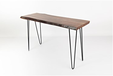 Chadwick Chestnut Console Table