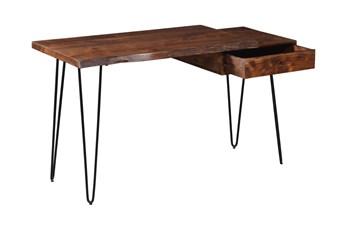 Chadwick Chestnut Desk With Drawer