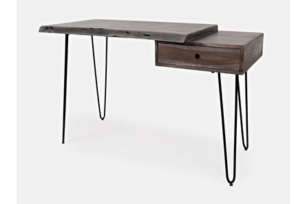 Chadwick Slate Desk With Drawer - Main