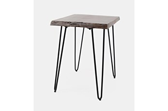Chadwick Slate Chairside Table