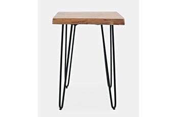 Chadwick Natural Chairside Table