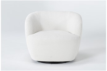 Billie Swivel Accent Chair