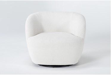Billie Swivel Accent Chair