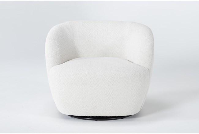 Billie Swivel Accent Chair - 360