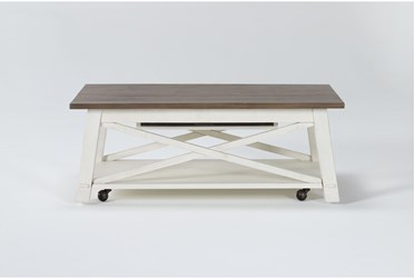 Sims Lift-Top Coffee Table