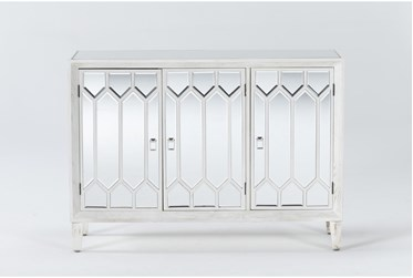 Marquise Mirrored Cabinet