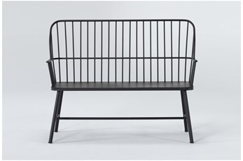 Melody Metal Spindle Bench