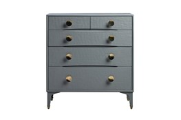 Mariah Grey Chest Of Drawers