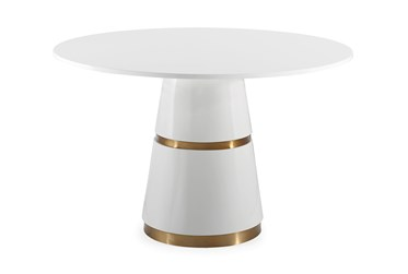 Ardis 47 Inch Round Dining Table