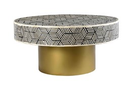 Ciska Bone Inlay Coffee Table