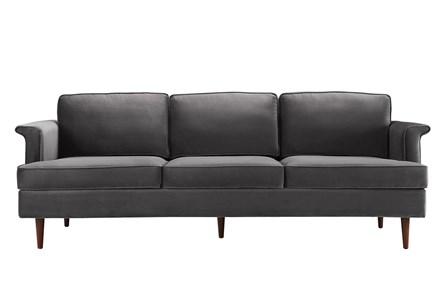 Irving Grey Sofa - Main