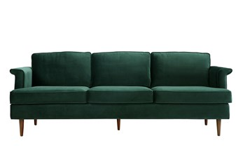 Irving Forest Green Sofa