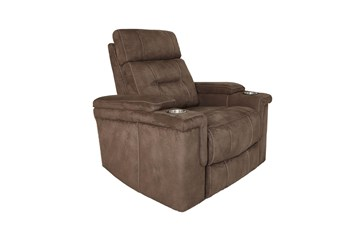 Jagger Brown Power Recliner