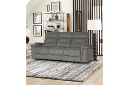 Jagger Grey Power Sofa