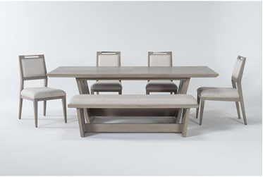 Westridge 6 Piece Dining Set By Drew & Jonathan For Living Spaces